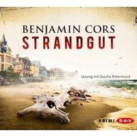 Strandgut, 6 Audio-CDs Hörbuch