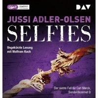 Selfies, 2 Audio-CD, Hörbuch