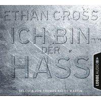 Ich bin der Hass, 6 Audio-CDs Hörbuch