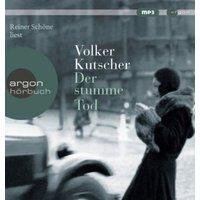 Der stumme Tod, 1 Audio-CD, Hörbuch