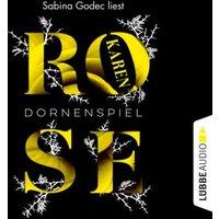Dornenspiel, 6 Audio-CDs Hörbuch