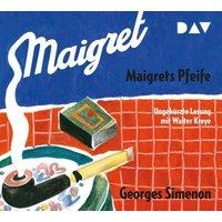 Maigrets Pfeife, 2 Audio-CDs Hörbuch