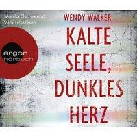 Kalte Seele, dunkles Herz, 6 Audio-CDs Hörbuch
