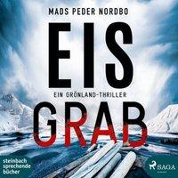 Eisgrab, 2 Audio-CD, MP3 Hörbuch