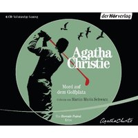 Mord auf dem Golfplatz, 6 Audio-CD Hörbuch