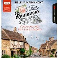 Bunburry - Vorhang auf einen Mord, Audio-CD, Hörbuch Kinder