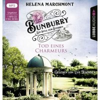 Bunburry - Tod eines Charmeurs, Audio-CD, Hörbuch