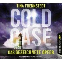 Cold Case - Das gezeichnete Opfer, 6 Audio-CD Hörbuch