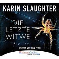 Die letzte Witwe, 8 Audio-CDs Hörbuch