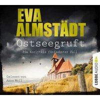 Ostseegruft, 4 Audio-CD Hörbuch