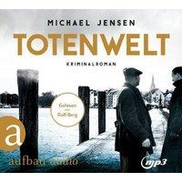 Totenwelt, 2 Audio-CD, Hörbuch
