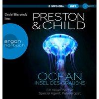 Ocean - Insel des Grauens, MP3-CD Hörbuch
