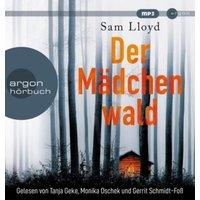 Der Mädchenwald, MP3-CD Hörbuch