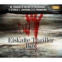 Eiskalte Thriller Box, 2 Audio-CD, Hörbuch