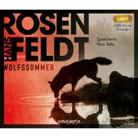 Wolfssommer, 2 Audio-CD, Hörbuch