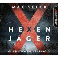 Hexenjäger, 6 Audio-CD Hörbuch