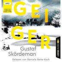 Geiger, 2 Audio-CD, Hörbuch
