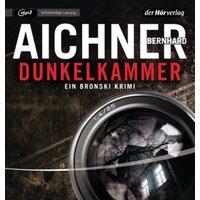 Dunkelkammer, 1 Audio-CD, Hörbuch