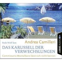 Das Karussell der Verwechslungen, 4 Audio-CD Hörbuch