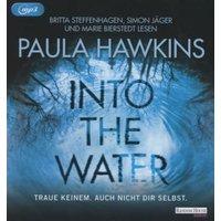 CD Paula Hawkins - Into the Water-Traue keinem. Auch nicht dir selbst Hörbuch