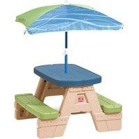 STEP2 Sit & Play Sitzgruppe mit Schirm