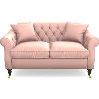 Abbotsbury 2.5 Seater Sofa in Clever Glossy Velvet- Tutu