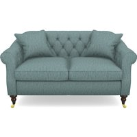 Abbotsbury 2.5 Seater Sofa in Clever Cotton Mix- Teal