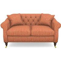 Abbotsbury 2.5 Seater Sofa in Mottled Linen Cotton- Fruit