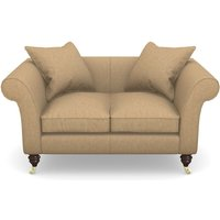 Clavering 2 Seater Sofa in Clever Cotton Mix- Bamboo
