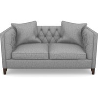 Haresfield 2 Seater Sofa in Clever Cotton Mix- Iron