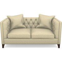 Haresfield 2 Seater Sofa in Soft Wool- Wisp