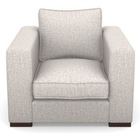 Stourhead Chair in House Wool- Pebble