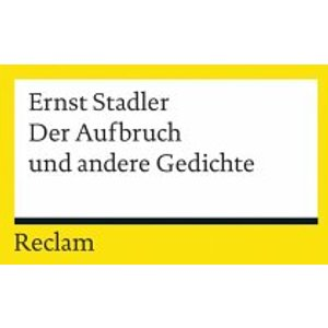 Ernst Stadler im radio-today - Shop