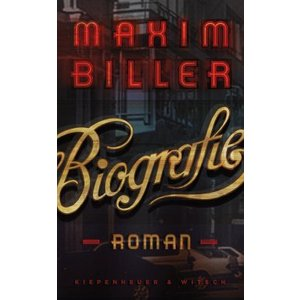 Maxim Biller Biografie im radio-today - Shop