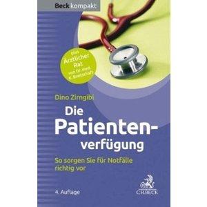 patientenverfügung im radio-today - Shop