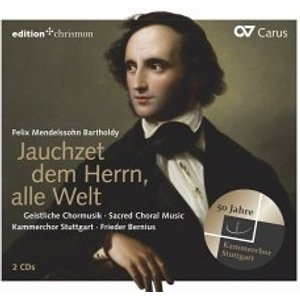 Kammerchor Stuttgart im radio-today - Shop
