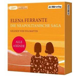 Neapolitanischen Saga im radio-today - Shop