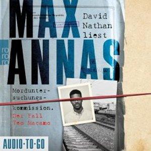 Max Annas im radio-today - Shop