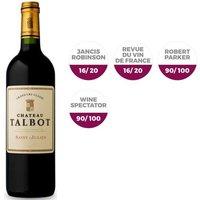 Château Talbot 2014 Saint-Julien - Vin rouge de Bordeaux