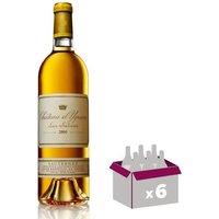 Château d'Yquem Sauternes 1er Cru Classé 2000 - Vin blanc