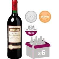 Château Tour Saint-Fort AOC Saint-Estèphe Cru Bourgeois 2001 - Vin rouge
