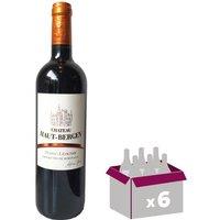 Château Haut Bergey Pessac Léognan 2003 - Vin rouge