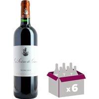 Château Giscours Margaux La Sirene de Giscours 2004 - Vin rouge