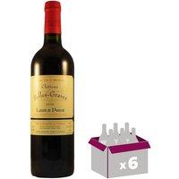 Château Belles Graves Lalande de Pomerol 2006 - Vin rouge