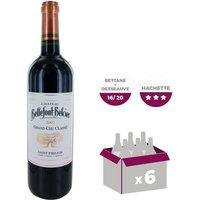 Bellefont Belcier Saint Emilion Grand Cru 2007 - Vin rouge