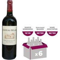 Château Belair Saint-Emilion Grand Cru Classe 2007 - Vin rouge