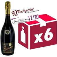 Champagne Mémory Veuve Doussot 2007 - Vin blanc x6