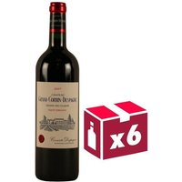 Château  Grand Corbin Despagne 2007 - St Emilion GC - Grand Vin de Bordeaux