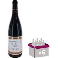 Vins + Vins La Comme 2007 Santenay 1er Cru - Vin rouge de Bourgogne