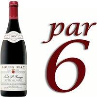 Nuits Saint Georges Premier Cru Aux Thorey Louis Max 2007 - Vin Rouge x6